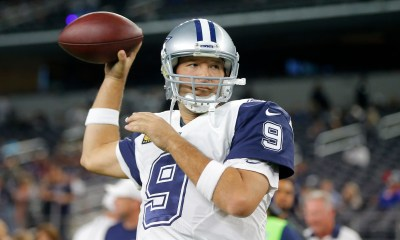 Cowboys Headlines - Dallas Cowboys Anticipating Tony Romo Return In Week 8