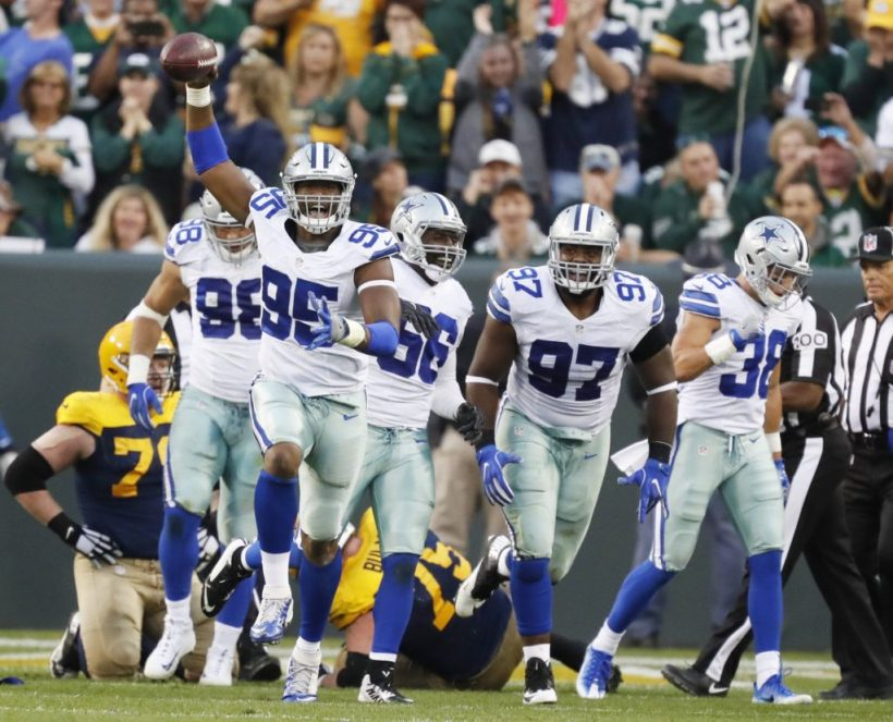 Cowboys Headlines - Defensive End David Irving Named NFC Defensive Player of the Week