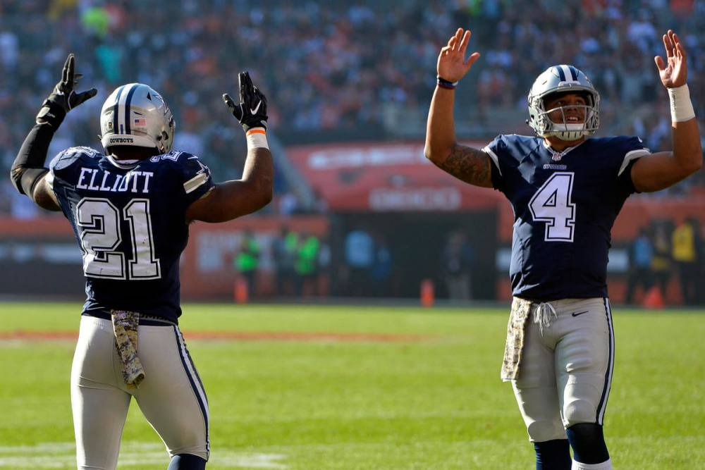 Cowboys Headlines - 10 Takeaways From The Cowboys Big Win In Cleveland 1