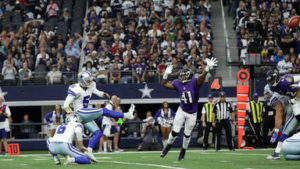 Cowboys Headlines - 10 Takeaways From The Cowboys Win Against The Ravens 1