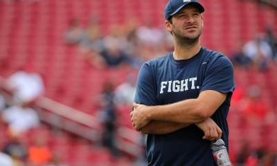 "Cowboys Headlines - Colin Cowherd: People Forget ""Tony Romo Was Good For A Decade"""
