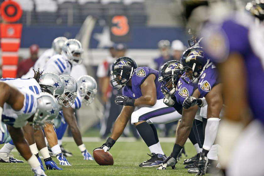 Cowboys Vs Ravens: Team Itinerary and Broadcast Information ✭
