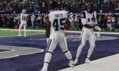 Cowboys Headlines - Rod Smith Rejoins Cowboys, Added to Practice Squad