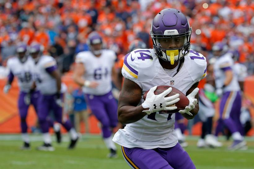 Pre-Combine, 5-Round, 12-Team Fantasy Football Mock Draft - Stefon Diggs