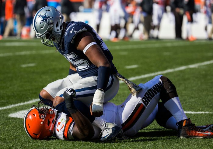 Cowboys Headlines - The Good, The Bad, And The Ugly For Cowboys Vs. Browns 2