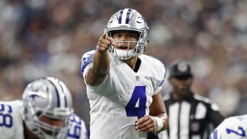 Cowboys Headlines - Tweet Break: Bryant, Prescott, and Elliott Won't Be Denied As Cowboys Roll to 10-1