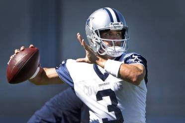 Cowboys Headlines - Will These Cowboy Backups Get to Play Against the Browns? 2