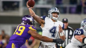 Cowboys Headlines - 10 Takeaways From The Cowboys Ugly Win In Minnesota 1