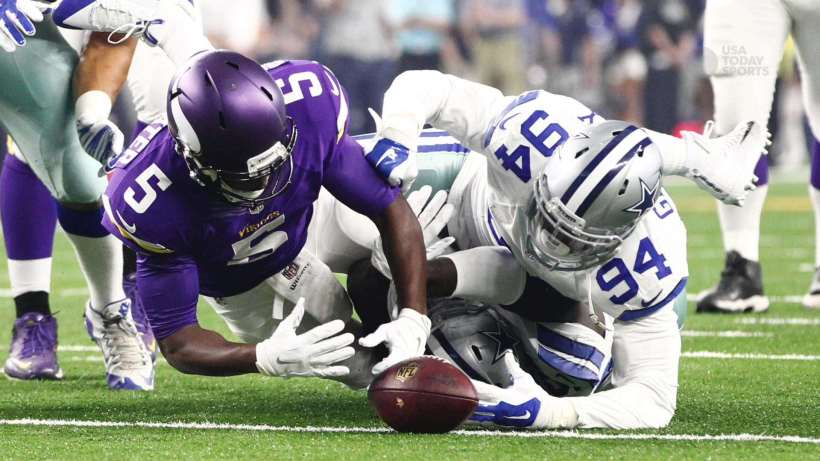 Dallas Cowboys Player Profile: DE #94 Randy Gregory 4