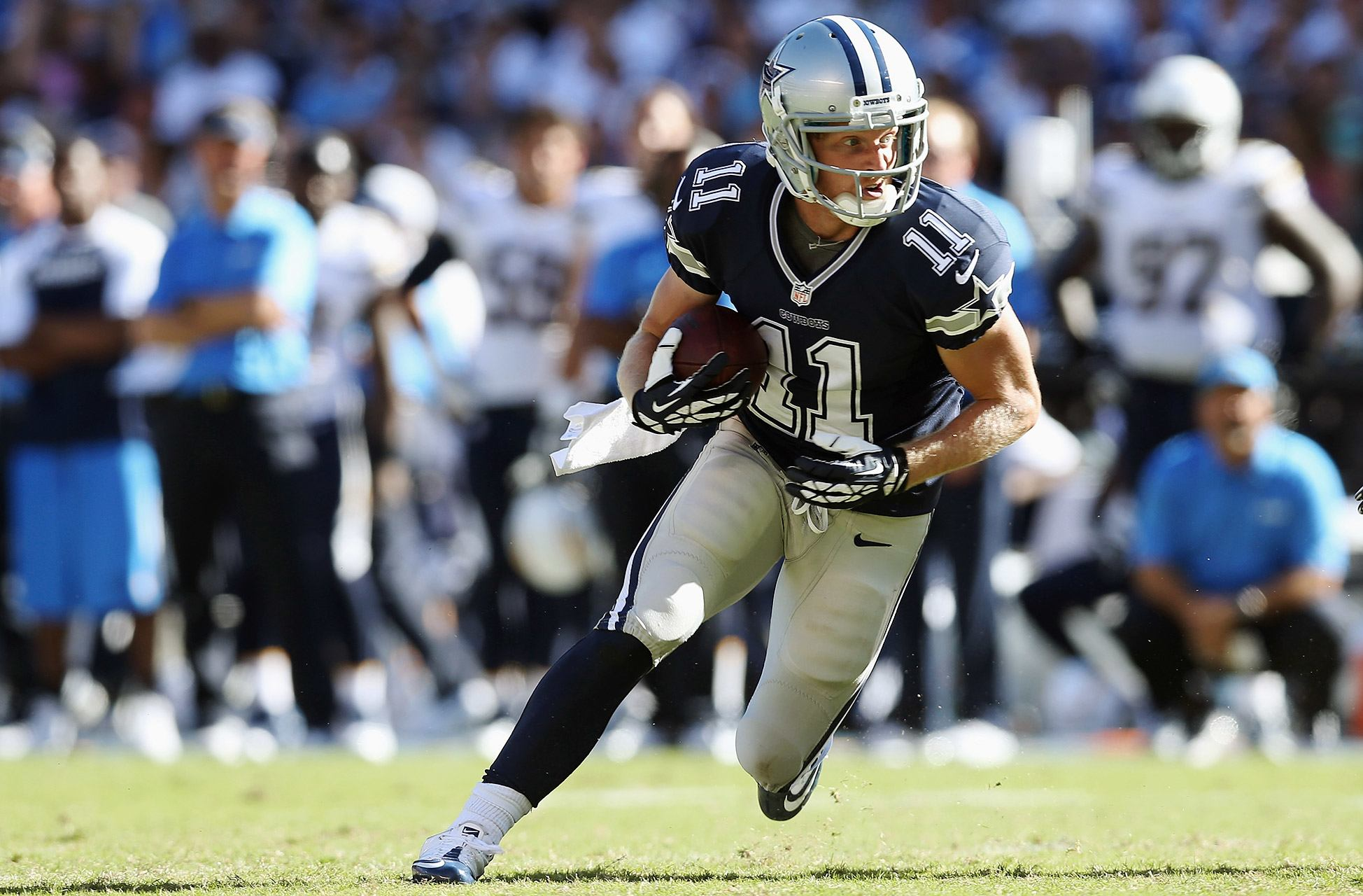 3d78e38abd8 ... Dallas Cowboys Player Profile WR 11 Cole Beasley 1 ...