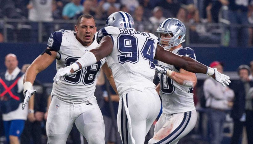 """Will the Dallas Cowboys """"Get Lucky"""" at Defensive End?"""