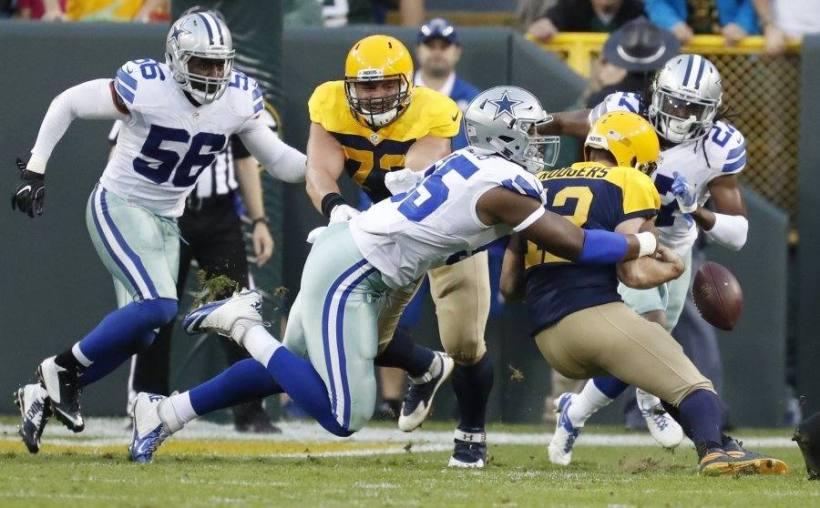 David Irving, Packers