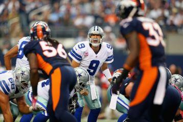 Tony Romo, Broncos