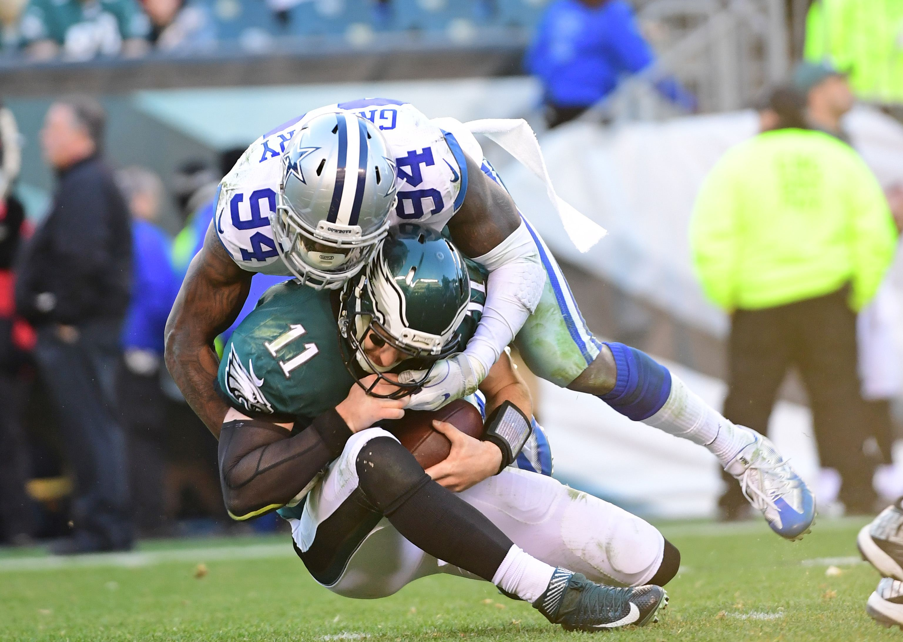1ccf5e5df82 Takeaway Tuesday: Randy Gregory is a Big Time Player ✭