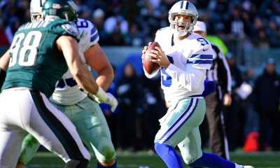 Tony Romo, Eagles