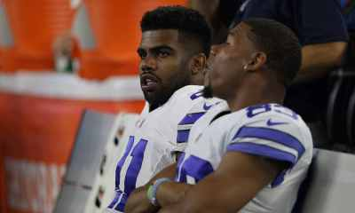 Ezekiel Elliott, Terrance Williams