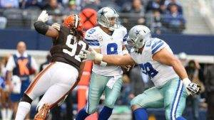 Wrong Tackle: Time For Cowboys To Replace Doug Free 2