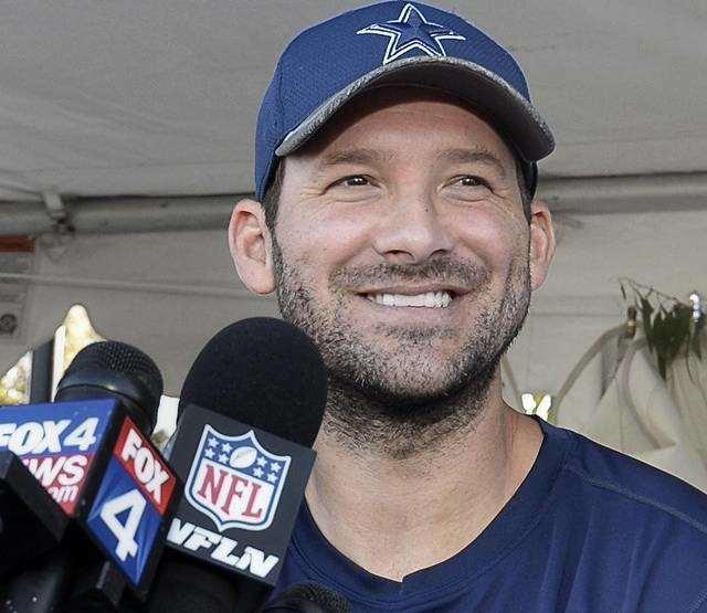 Could Tony Romo's New Team Be On Television?  Could Tony Romo...
