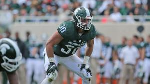 LB Riley Bullough