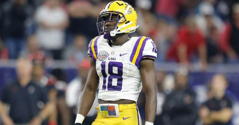 Could CB Tre'Davious White Replace His LSU Brethren In Dallas?