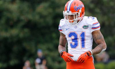 Dallas Cowboys 2017 NFL Draft Target: Florida CB Teez Tabor