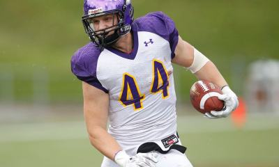 Cowboys to Work Out Rising Draft Prospect TE Adam Shaheen of Ashland