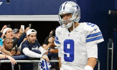 WATCH: Tony Romo Leaves Thank You Message for Cowboys Nation