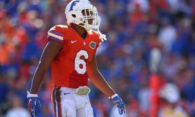 Florida DB Quincy Wilson Earns 2nd Rd. Grade For Physicality, Fearlessness