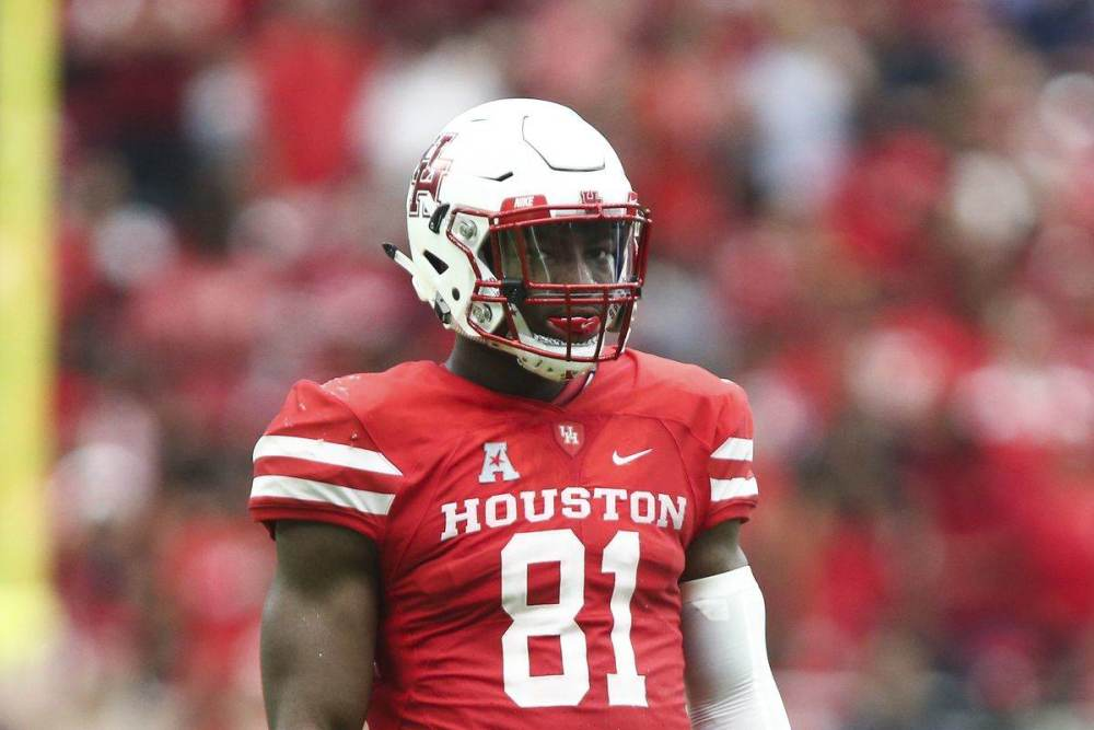 Cowboys Draft: Has Houston EDGE Tyus Bowser Entered The Conversation at 28?