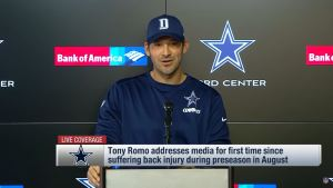 My Top 10 Tony Romo Moments 5