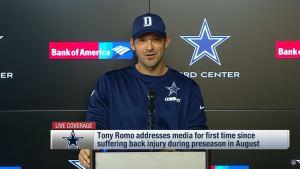 My Top 10 Tony Romo Moments 5