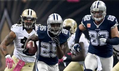 Dallas Cowboys: 5 Free Agent RB Options To Replace Lance Dunbar