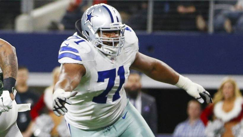 Has La'el Collins Officially Emerged as Starting Cowboys RT?