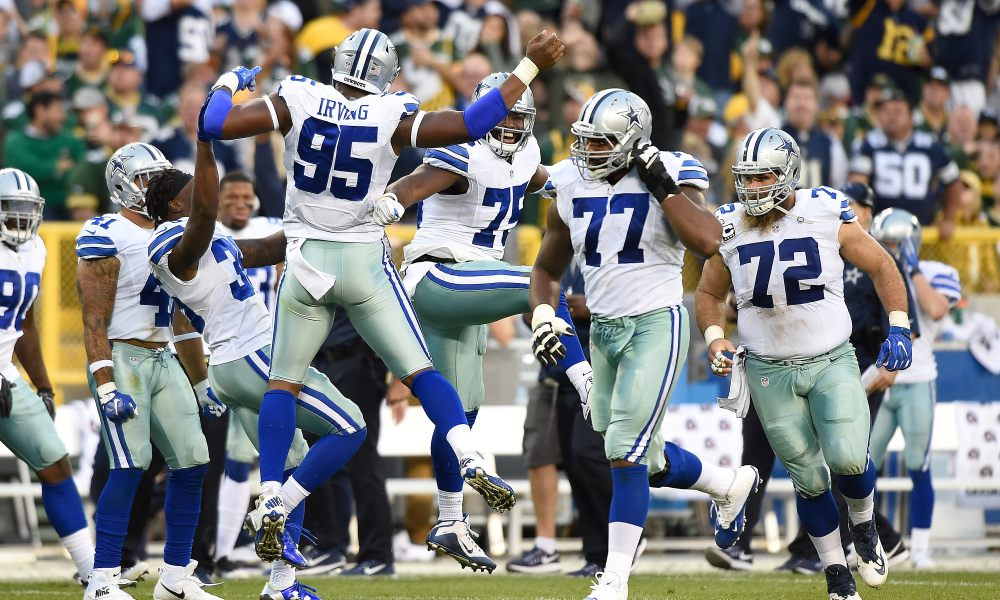 Cowboys Fall to Packers, 35-31