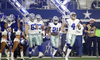 Cowboys 2017 Roster Math: Offense