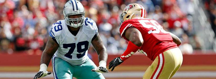 Offensive Line Battle: Chaz Green to Left Guard?