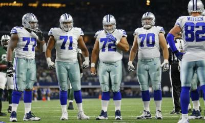 RT La'el Collins Named Cowboys' Most Likely 1st Time Pro Bowler