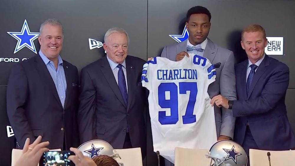 Cowboys Minicamp: Taco Charlton Impresses At LDE, Who Emerges At RDE? 1