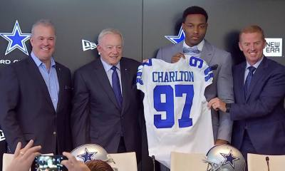 Cowboys Minicamp: Taco Charlton Impresses At LDE, Who Emerges At RDE? 1