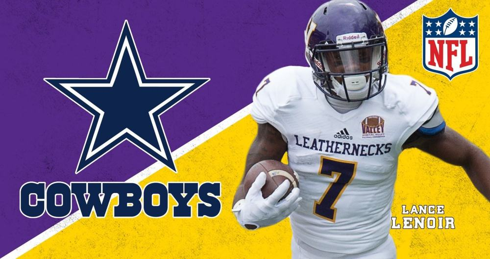 "Interview: WR Lance Lenoir Jr. ""Living The Dream"" With Dallas Cowboys 1"