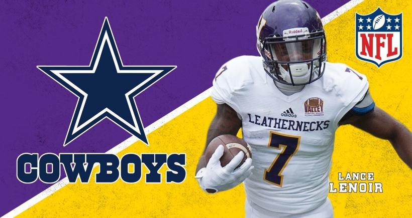 "Interview: WR Lance Lenoir Jr. ""Living The Dream"" With Dallas Cowboys 1"