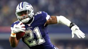 Cowboys RB Ezekiel Elliott Featured in 9th Annual ESPN Body Issue