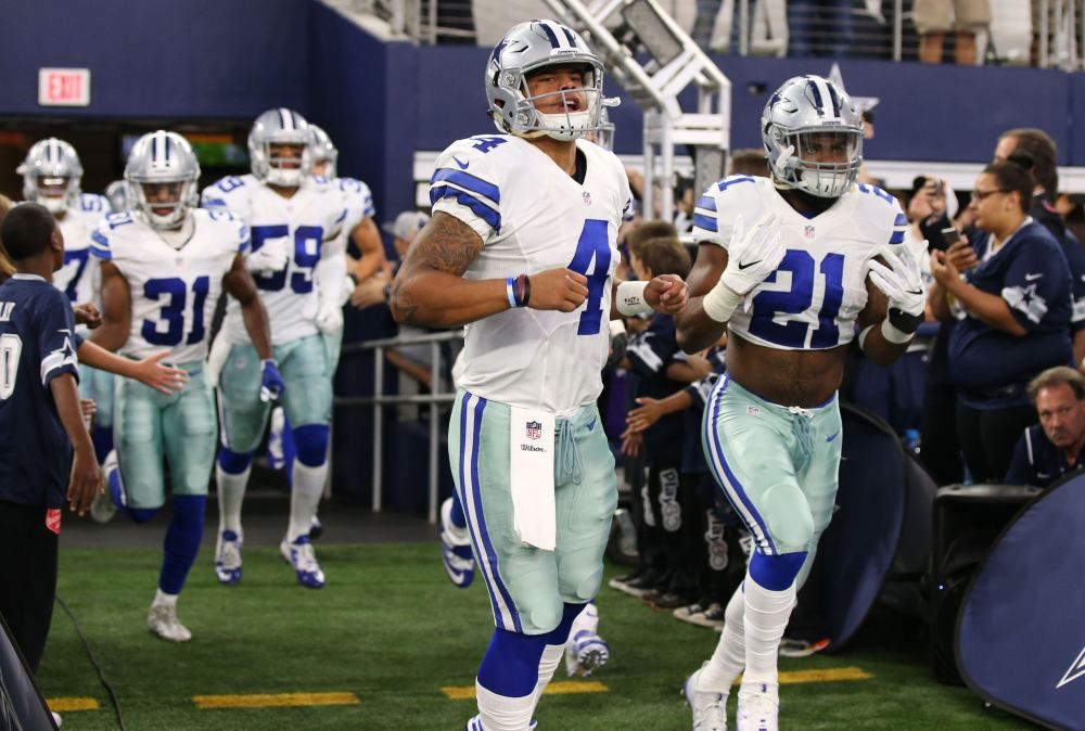 Cowboys 2017 Roster Projection: Training Camp Begins
