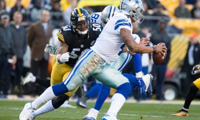 Steelers' LB Ryan Shazier Had High Praise For Cowboys OL Tyron Smith