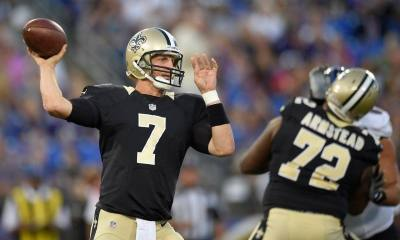 Report: Cowboys Sign QB Luke McCown To 1 Year Deal