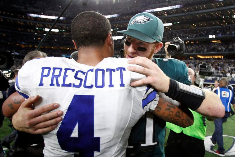 NFC East Ranked as Second Best QB Division