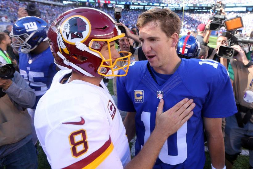NFC East Ranked as Second Best QB Division 1