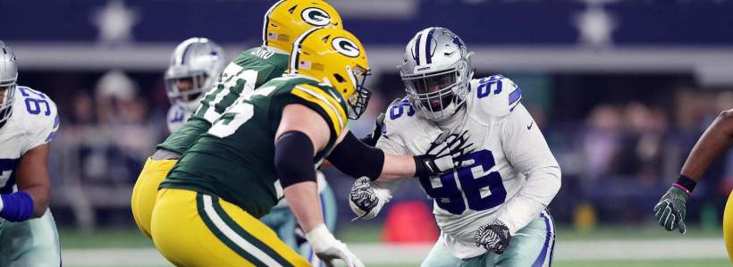 Who Will Be Cowboys Most Improved Defender in 2017? 1