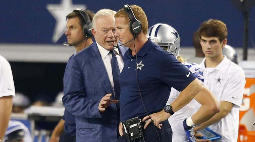 Michael Lombardi Misses The Point With Unfair Jason Garrett Criticism