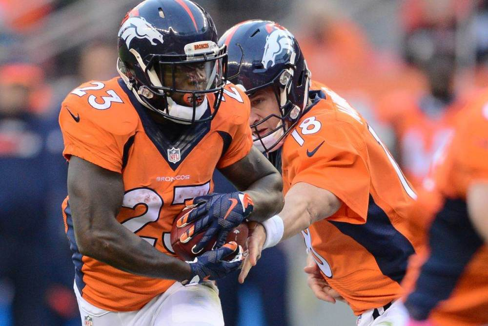Cowboys Work Out RBs Ronnie Hillman, Denard Robinson Before Oxnard 2
